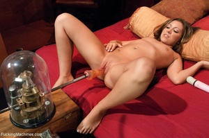 Petite young chick with small titties ri - XXX Dessert - Picture 2