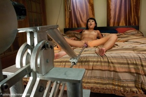 Asian porn star tied up and drilled by a - XXX Dessert - Picture 6