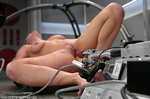 Blonde gal with nice natural tits gets d - XXX Dessert - Picture 10