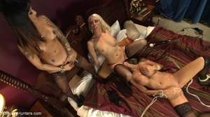 Big-breasted blondie is boned hard by a  - XXX Dessert - Picture 6