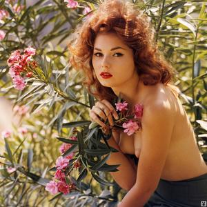 Redhead Playboy model showing her gorgeo - XXX Dessert - Picture 8
