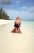 beach, big tits, boobs, tits