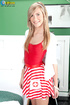 knockout candy striper red