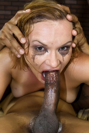 Asian slut and blonde whore get poked wi - XXX Dessert - Picture 4