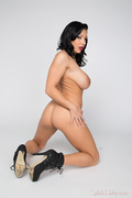 ass, individual model, white, xmas