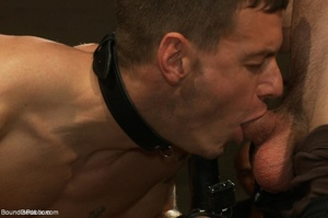 Young gay dude gets banged by many horny - XXX Dessert - Picture 5