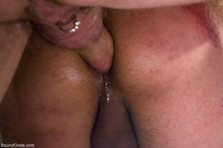 masked tied slave mouth