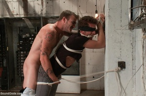 Two horny prisoners are ready for some h - XXX Dessert - Picture 7