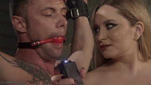 Busty Mistress makes a man acquiesce wit - XXX Dessert - Picture 17
