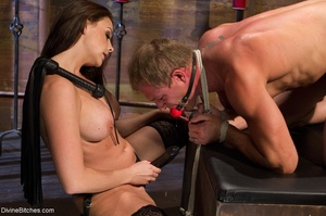 Before he gets to fuck a young hottie, a - XXX Dessert - Picture 8
