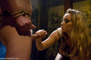 agreeable guys bound dommes