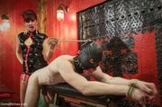 fierce domme gets her
