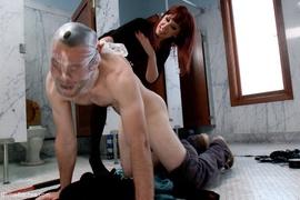 ass, dick, femdom, pegging