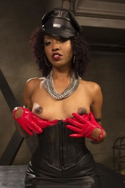 splendid black domme does