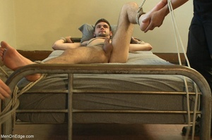 Bearded stud gets high while getting his - XXX Dessert - Picture 13