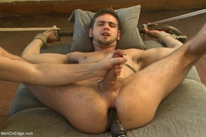 Bearded stud gets high while getting his - XXX Dessert - Picture 14