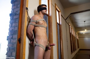Bearded stud gets high while getting his - XXX Dessert - Picture 16