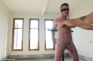 Tattooed stud gets high from various typ - XXX Dessert - Picture 3