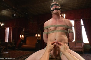 Tattooed stud gets high from various typ - XXX Dessert - Picture 13