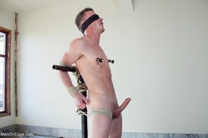 Tattooed stud gets high from various typ - XXX Dessert - Picture 17