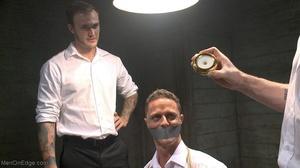 Two armed agents torturing their arreste - XXX Dessert - Picture 3