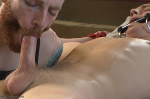 Sexy stud gets his popper dildoed in var - XXX Dessert - Picture 14