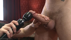 Red bearded lad gets high sucking bound  - XXX Dessert - Picture 4