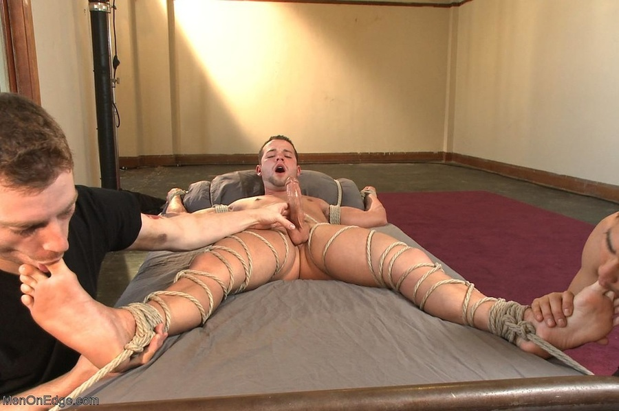 Boys tied up and sucked pussy sex images