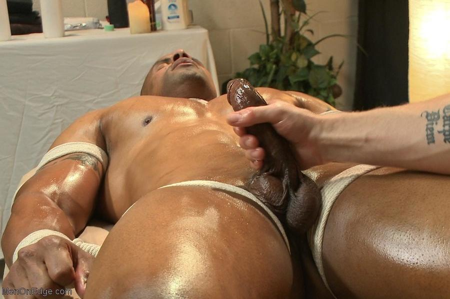 Big black juicy tits