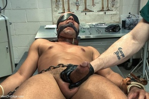 Skinny dude gets his asshole examined in - XXX Dessert - Picture 9