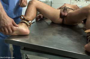 Skinny dude gets his asshole examined in - XXX Dessert - Picture 10