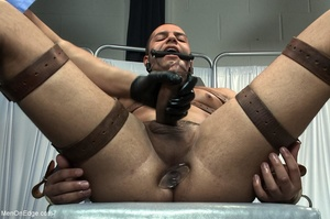 Skinny dude gets his asshole examined in - XXX Dessert - Picture 12