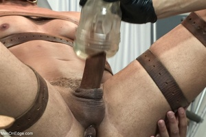 Skinny dude gets his asshole examined in - XXX Dessert - Picture 13