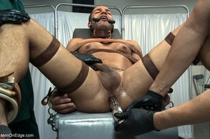 Skinny dude gets his asshole examined in - XXX Dessert - Picture 14