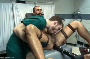 Skinny dude gets his asshole examined in - XXX Dessert - Picture 15