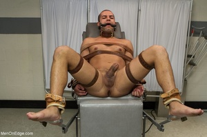 Skinny dude gets his asshole examined in - XXX Dessert - Picture 17