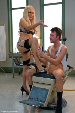Dirty deeds are done in a dental chair a - XXX Dessert - Picture 8