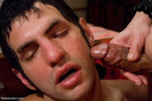 Straight guy gets it in the ass from a s - XXX Dessert - Picture 17