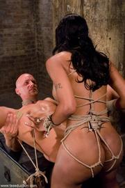 sophisticated rope bondage enjoyed