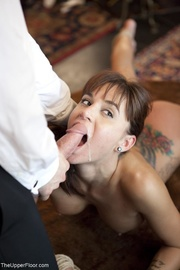 tattooed slender slave the