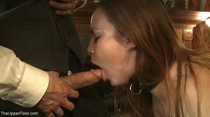 Ball-gagged submissive women must endure - XXX Dessert - Picture 14