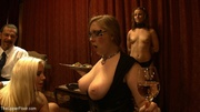 topless slaves are not