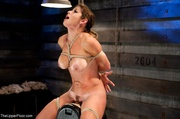 babe bound pinched and