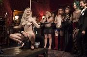 sexy female servants squirm
