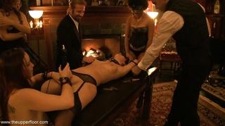 slaves naked punished humiliated