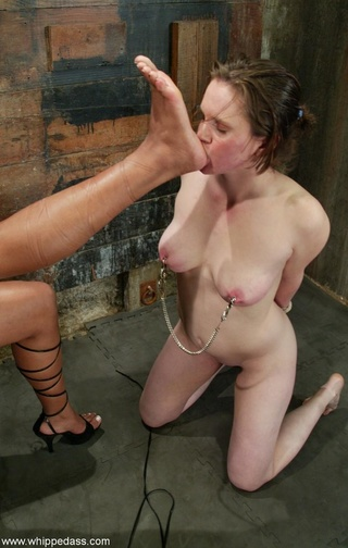 Black Slave White Woman