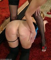two blonde sluts stockings