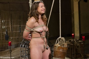 Teen colleen with big butt gets tortured - XXX Dessert - Picture 7