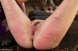 Teen colleen with big butt gets tortured - XXX Dessert - Picture 12