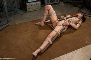 Blonde organizes crazy sexual experiment - XXX Dessert - Picture 13